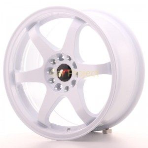 Japan Racing  JR3  17x8  ET35  5x100 / 5x114,3 White