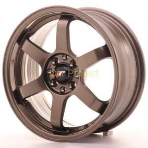 Japan Racing  JR3  16x7  ET40  4x100 / 4x114,3  Bronze