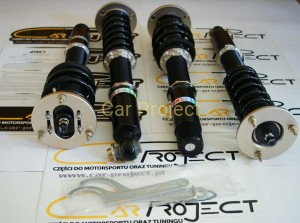 Zawieszenie gwintowane / coilover set   BC Racing , BR-RS ,  Honda Accord  VII gen.  (CL7, CL9)