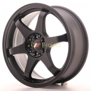 Japan Racing  JR3  17x7  ET40  4x100 / 4x114,3  Matt Black