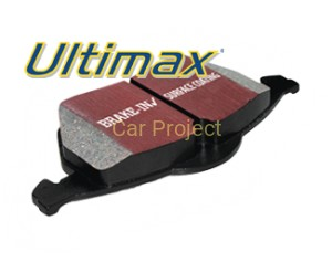 EBC  Ultimax  przód do Citroen Saxo / Peugeot 106