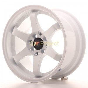 Japan Racing  JR3  15x7  ET40  4x100 / 4x114,3  White