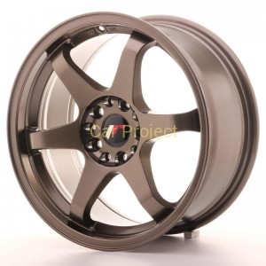Japan Racing  JR3  17x8  ET35  5x100 / 5x114,3  Bronze