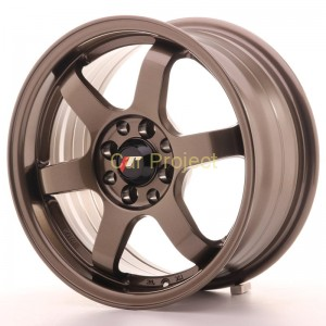 Japan Racing JR3  15x7  ET40  4x100 / 4x114,3  Bronze