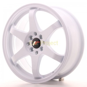 Japan Racing  JR3  17x7  ET40  4x100 / 4x114,3  White