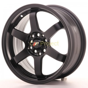 Japan Racing  JR3  16x7  ET40  4x100 / 4x114,3  Matt Black