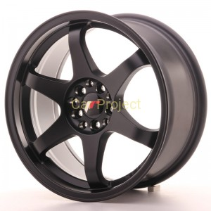 Japan Racing  JR3  17x8  ET35  5x100 / 5x114,3  Matt Black